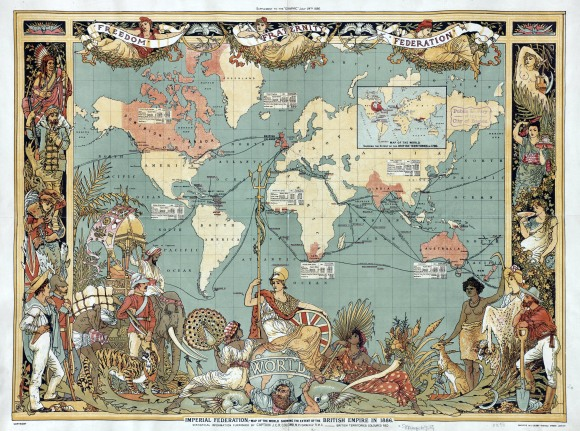 imperial_federation2c_map_of_the_world_showing_the_extent_of_the_british_empire_in_1886_28levelled29